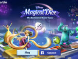 Disney Magical Dice: The Enchanted Board Game