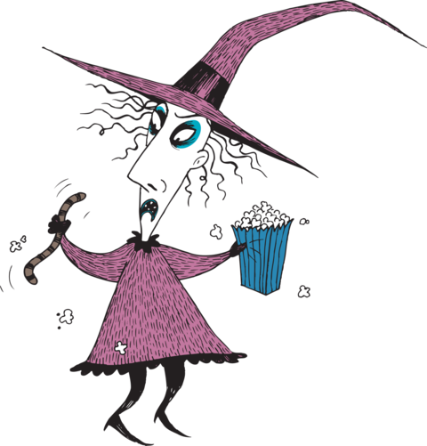 mi stickerbook thenightmarebeforechristmas shock2 a7051f18png - Shock From Nightmare Before Christmas