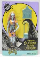 1993 Nightmare Before Christmas Sally Figure