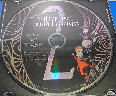 filethe nightmare before christmas disc 2 bonus - A Nightmare Before Christmas 2