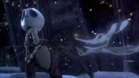 The nightmare before Christmas Finale