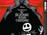 The Nightmare Before Christmas Manga
