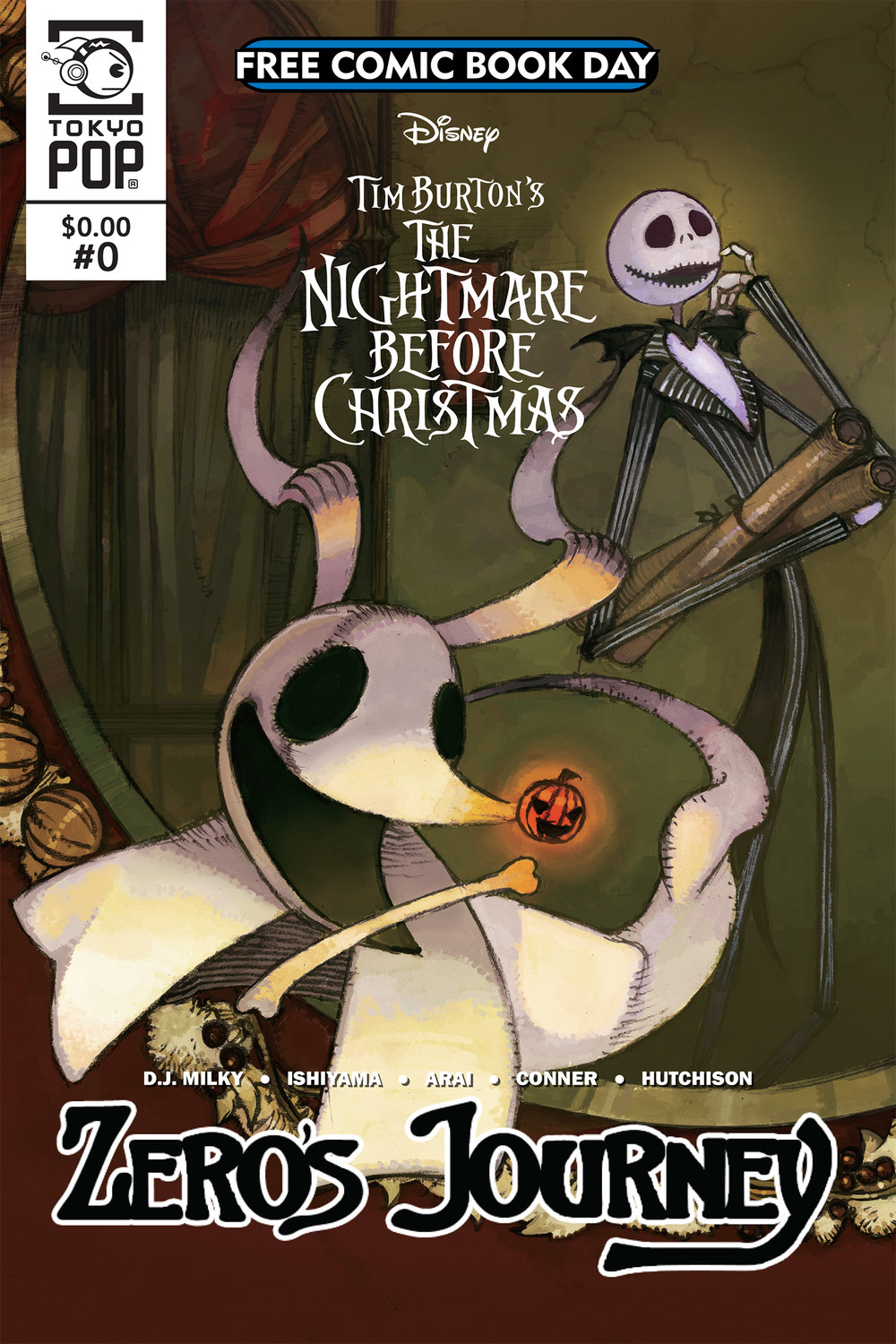 Zero\'s Journey | The Nightmare Before Christmas Wiki | FANDOM ...