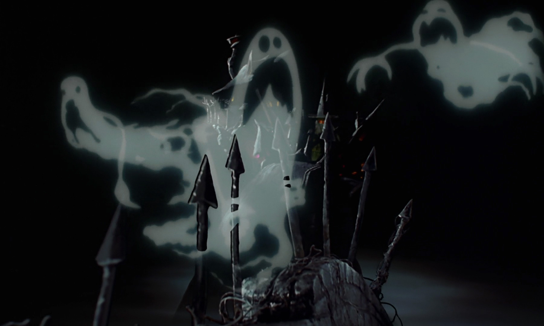 Ghosts   The Nightmare Before Christmas Wiki   FANDOM powered by Wikia
