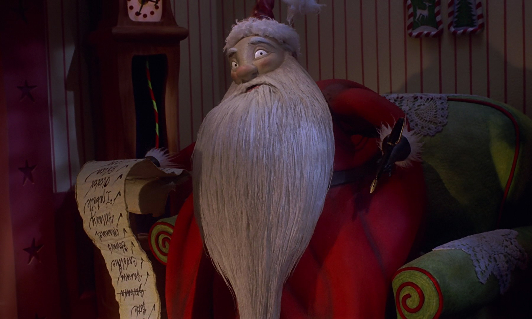 Santa Claus | The Nightmare Before Christmas Wiki | FANDOM powered ...