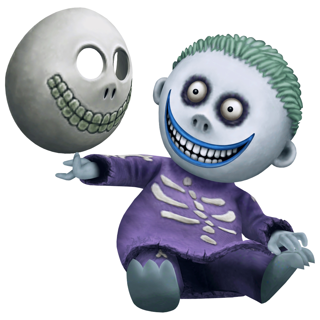 character barrelpng - Nightmare Before Christmas Characters