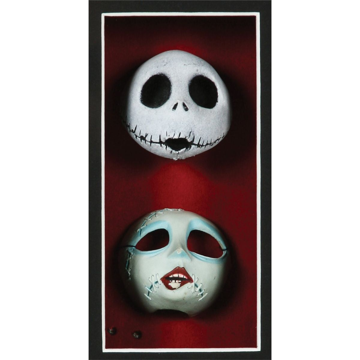 Image - Jack and Sally faces.jpg | The Nightmare Before Christmas ...