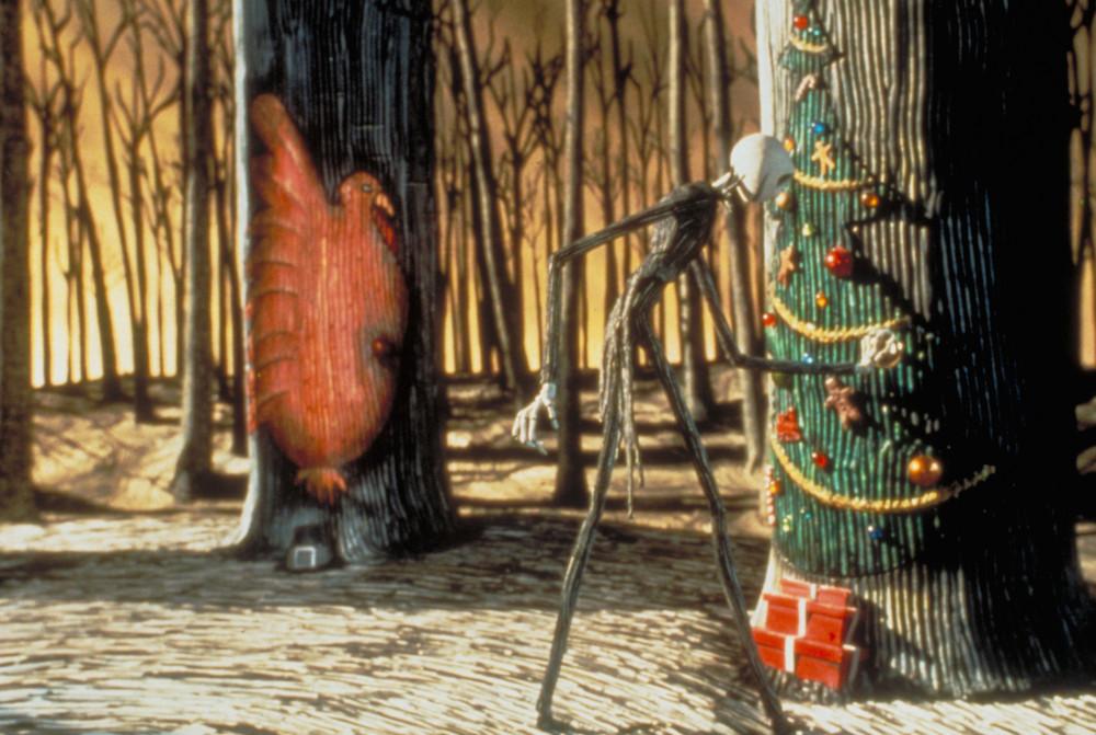 ... Jack-skellington-forest-doors-the-nightmare-before-christmas- ...