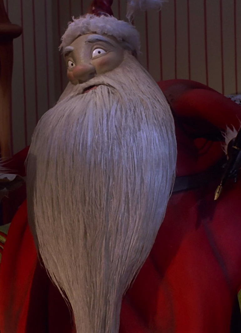 Image - Sandy Claws new.png | The Nightmare Before Christmas Wiki ...