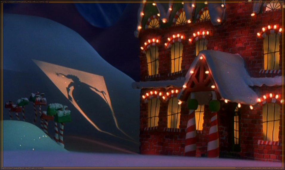 the nightmare before christmas the nightmare before christmas wiki fandom powered by wikia - Who Directed Nightmare Before Christmas