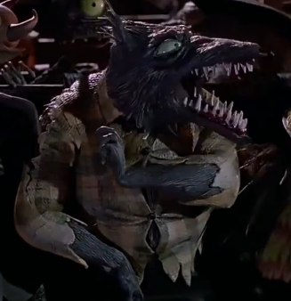 Image - Wolfman2.png | The Nightmare Before Christmas Wiki ...
