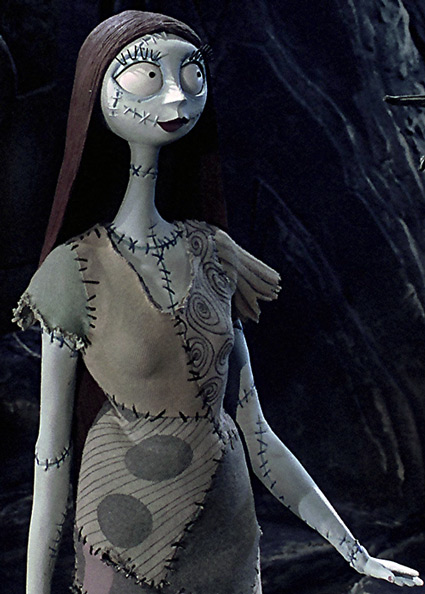 Image result for sally nightmare before christmas
