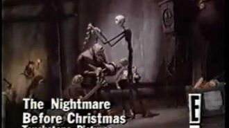 Danny Elfman E! Nightmare Before Christmas interview part 2