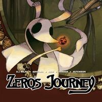 Disney ZerosJourney Issue0 Cover