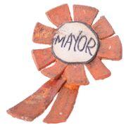 Mayor's Badge