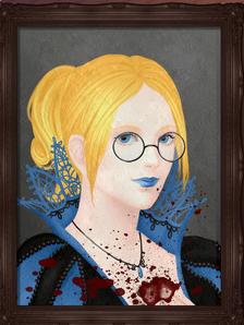 Me Avatar Haunted Portrait