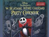 Nightmare Before Christmas Party Cookbook