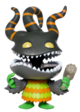 Pop disney nightmare before christmas harlequin demon figurine 1