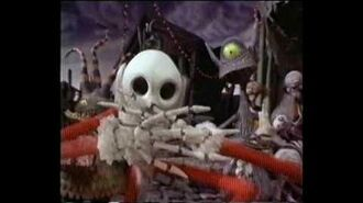 THE NIGHTMARE BEFORE CHRISTMAS VIDEO COMMERCIAL VHS-1080p