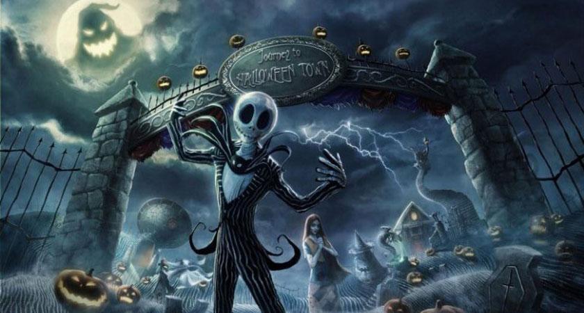 Journey To Halloweentown The Nightmare Before Christmas Wiki
