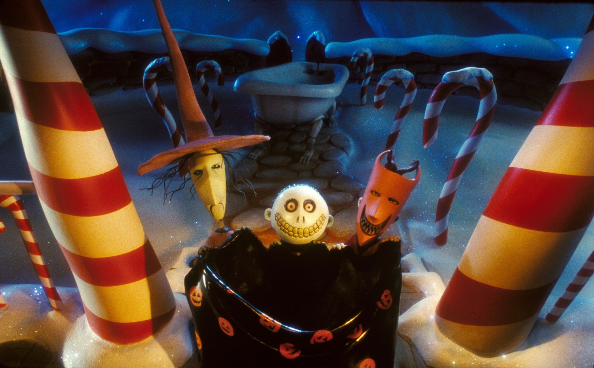 Trick or Treat Sack | The Nightmare Before Christmas Wiki | FANDOM ...