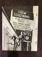 Screening Flier