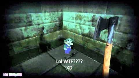 NightMare House 2 WTF??? Luigi?