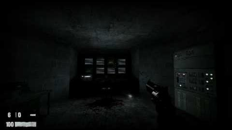 Nightmare House 2 - Shadow Announcer Easter Egg