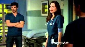 "The Night Shift 1x05 Promo HD) ""Storm Watch"" Season 1 Episode 5 Promo"