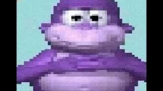 The nutshack theme but sung by bonzi buddy