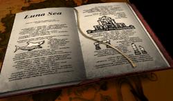 Luna Sea journal entry