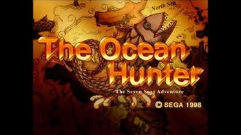 The Ocean Hunter OST - Stage select