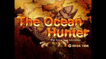The Ocean Hunter OST - Game over