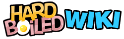 Hard Boiled Wiki Wordmark
