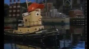 Bosse bogserbåt - Bosses signalhorn-0