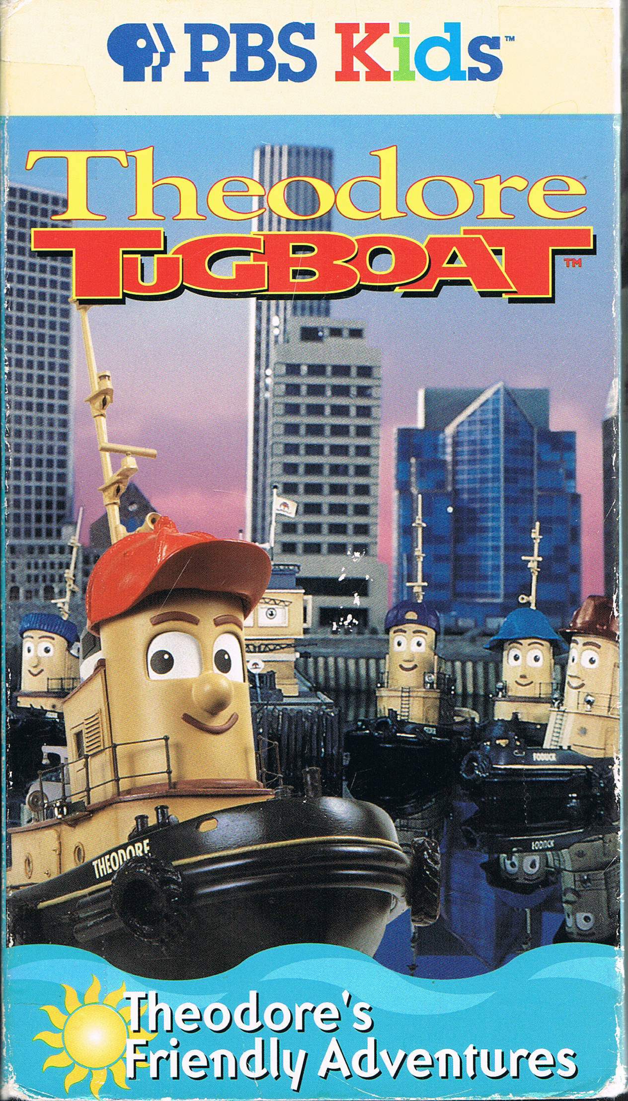 Theodores Friendly Adventures Theodore Tugboat Wiki Fandom