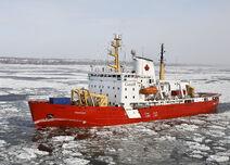 Icebreaker Inverness