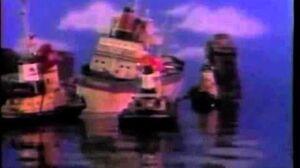 Nautilus & the Sinking Ship