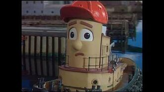 Theodore Tugboat-Theodore The Tattletug