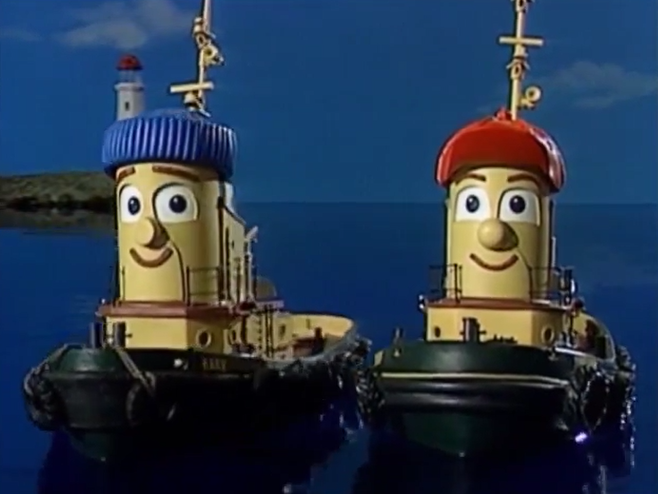 Different Strokes Different Boats Theodore Tugboat Wiki Fandom