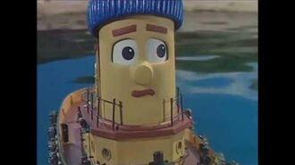 Theodore Tugboat-Hank's Funny Feeling
