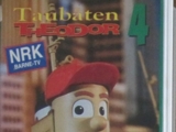 Theodore Tugboat 4 (Nordic VHS)