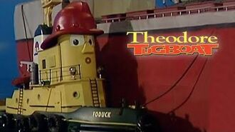 Foduck the Vigilant Theodore Tugboat