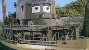 Theodore Tugboat-Digby's Disaster