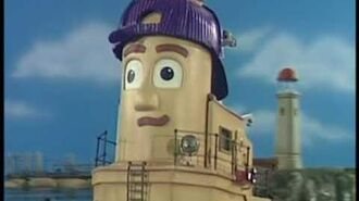 Theodore Tugboat-George And The Navy Ship