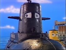Theodore Tugboat-Theodore And The Hunt For Northumberland Moment