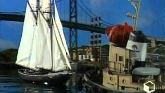 Theodore Tugboat Theodore & the Bluenose
