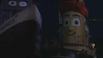 Theodore Tugboat (PBS Broadcast 1x28) Theodore & the Haunted Houseboat George's Big Hurry