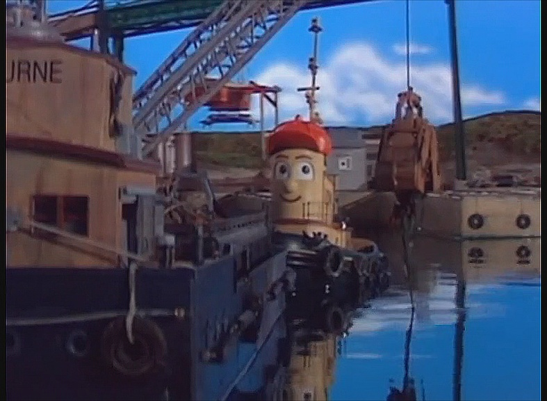 Theodore Takes Charge Theodore Tugboat Wiki Fandom Powered By Wikia