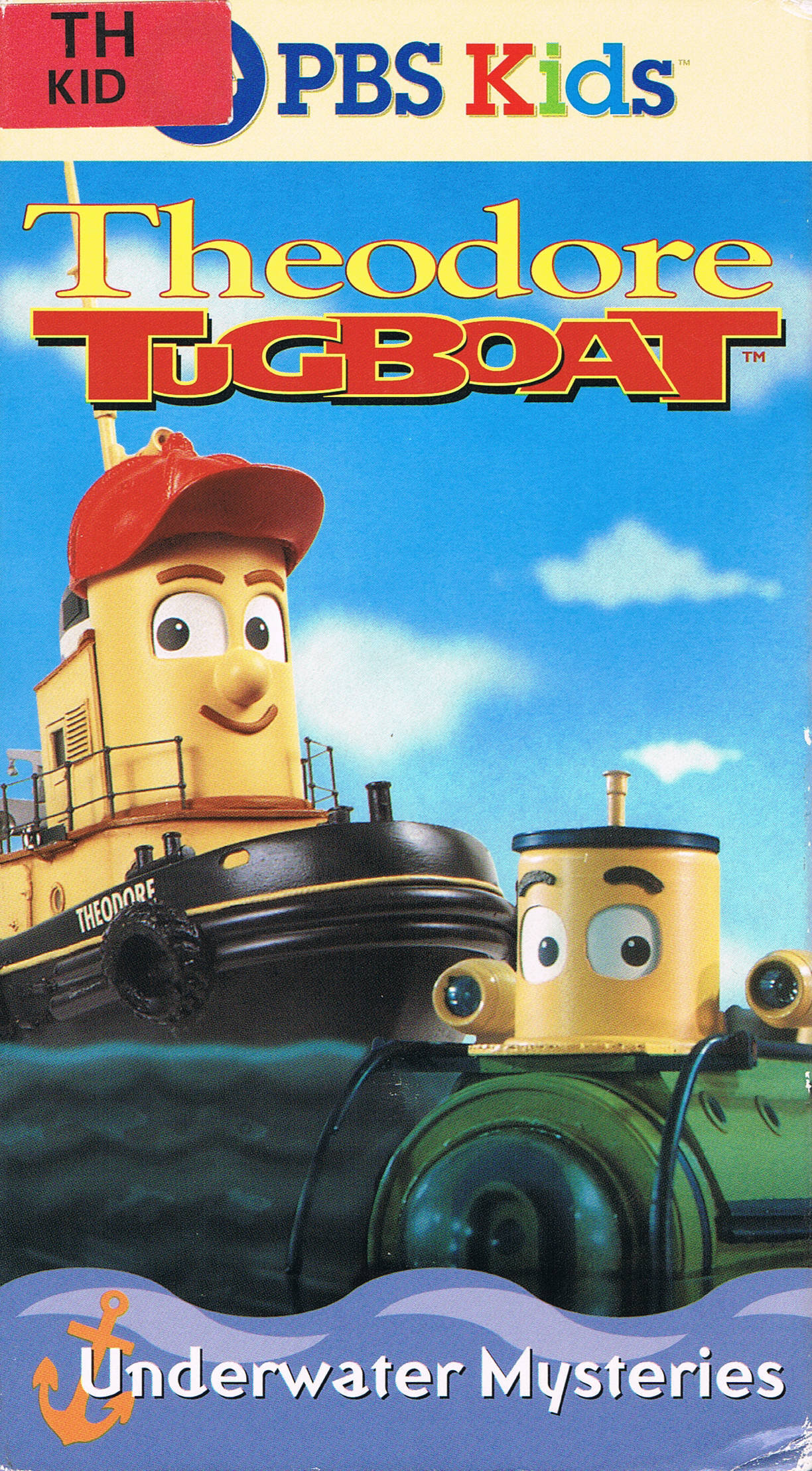 Underwater Mysteries Theodore Tugboat Wiki Fandom Powered By Wikia